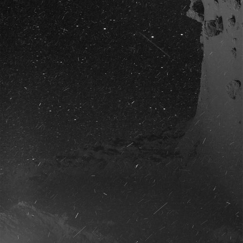 Comet on 1 June 2016 – OSIRIS narrow-angle camera