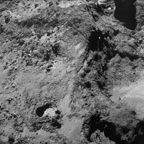 Comet on 30 May 2016 – NavCam