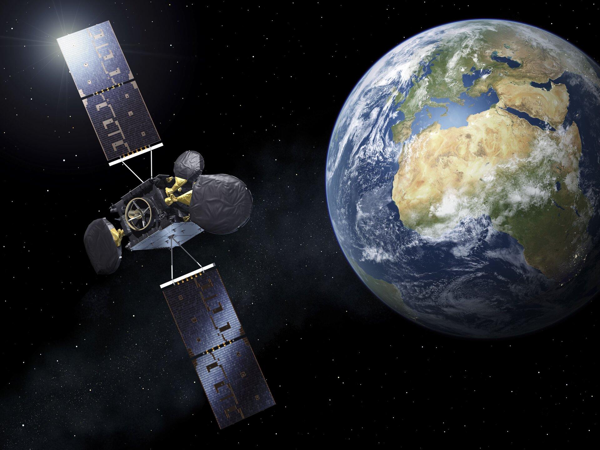 Lanciata la gara per la realizzazione dell'infrastruttura satellitare omanita