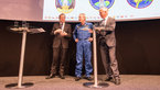 [6/14] Jan Wörner with ESA astronauts