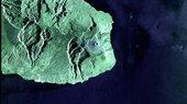 Europas Datenautobahn im All überträgt erstmals Sentinel-1-Bilder per Laser