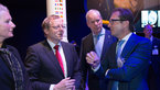 [20/45] Minister Alexander Dobrindt visits the 'Space for Earth' pavilion