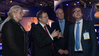 [20/36] Minister Alexander Dobrindt visits the 'Space for Earth' pavilion