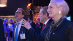 [17/45] Minister Alexander Dobrindt visits the 'Space for Earth' pavilion