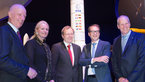 [21/36] Minister Alexander Dobrindt visits the 'Space for Earth' pavilion