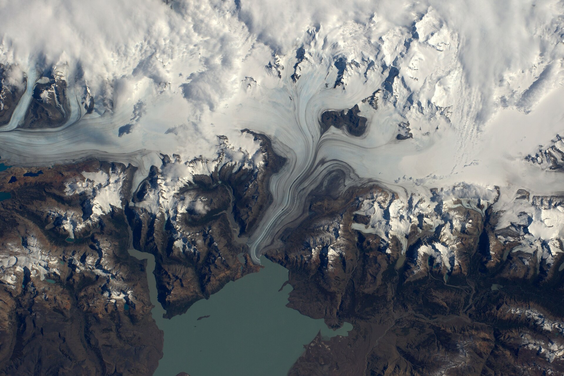 Patagonia Ice Field