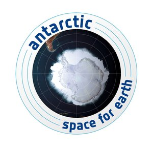 Space for Earth - Antarctic logo