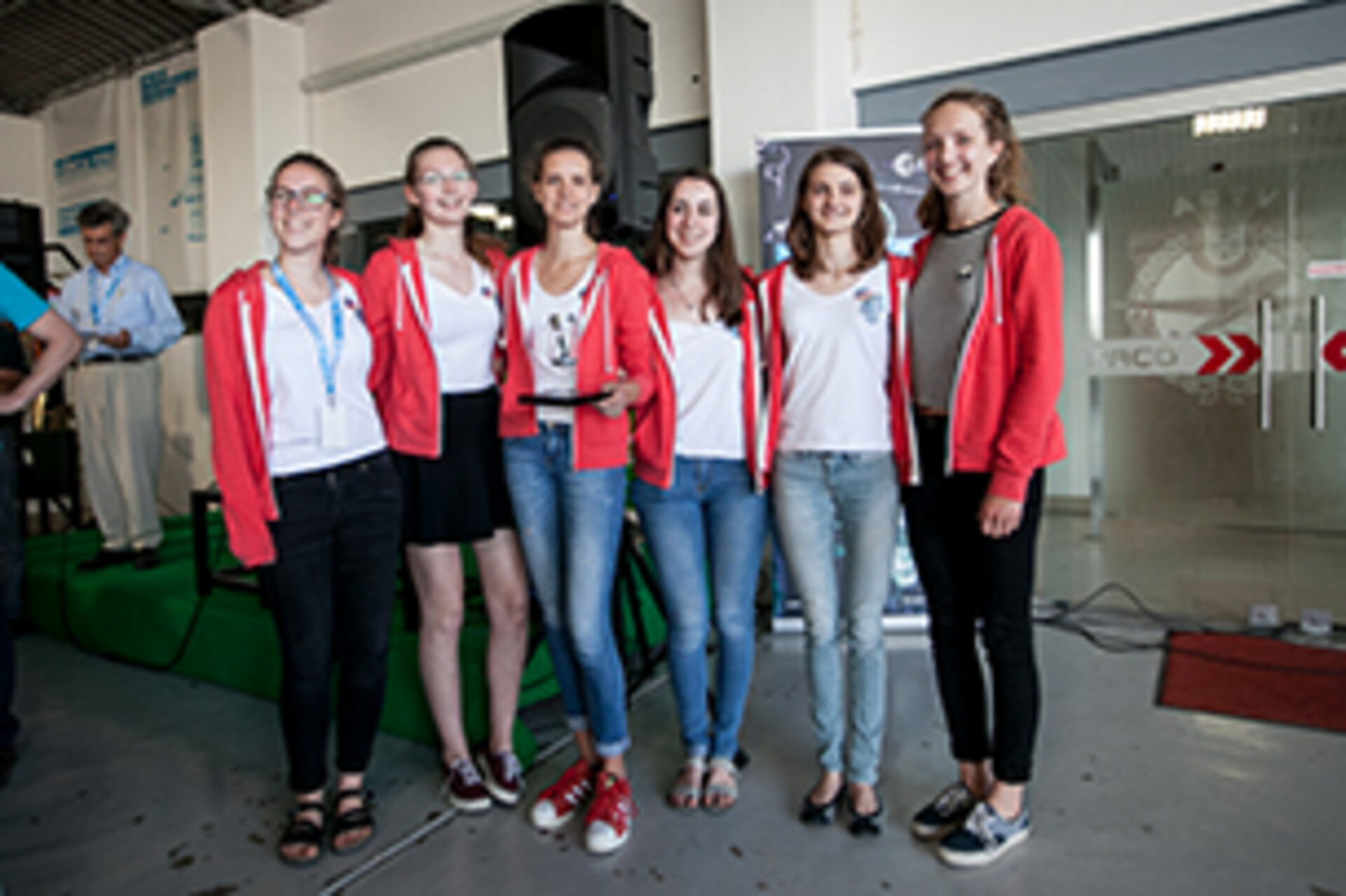 The URSinvestigators team came in second in the 2016 CanSat competition initiated by the ESA education office