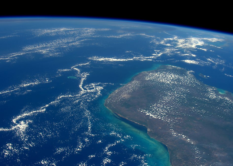 Yucatan Peninsula – Site of the Chicxulub impact crater