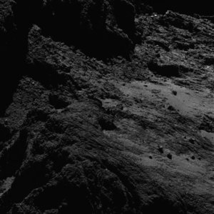 Comet on 10 July 2016 – OSIRIS narrow-angle camera