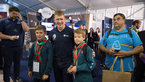 [61/67] Tim Peake meet and greet on Futures Day, Farnborough International Airshow 2016.