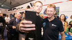 [53/67] Tim Peake meet and greet on Futures Day, Farnborough International Airshow 2016