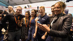 [57/67] Tim Peake meet and greet on Futures Day, Farnborough International Airshow 2016