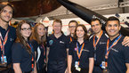 [58/67] Tim Peake meet and greet on Futures Day, Farnborough International Airshow 2016.