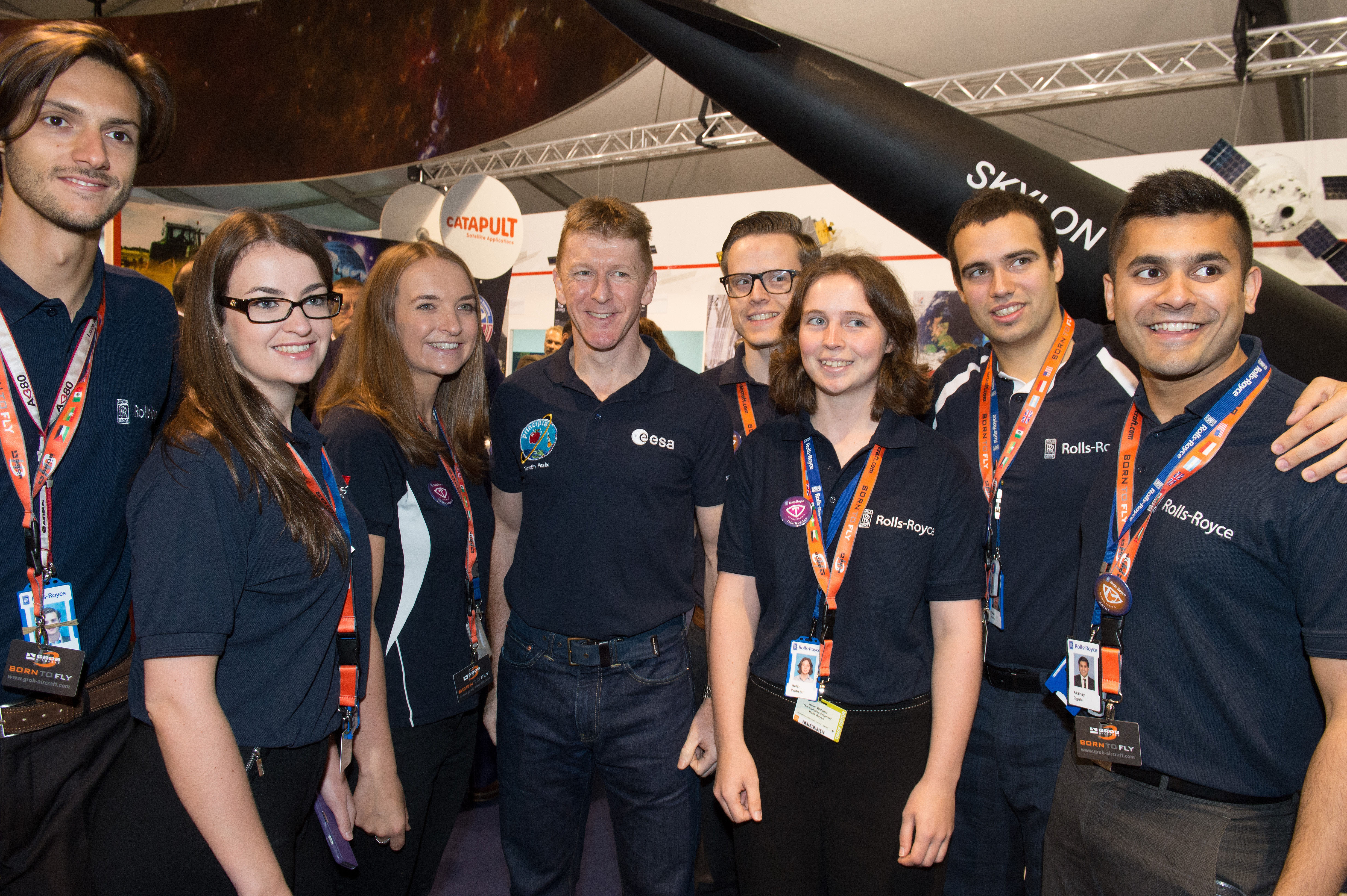 Space In Images 2016 07 Tim Peake Meet And Greet On Futures