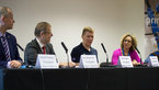 [39/67] Tim Peake speaking at ESA/UK Space Agency Press conference