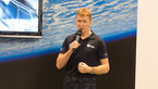 [48/67] Tim Peake speaking during Futures Day
