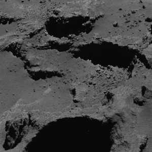 Comet on 31 July 2016 – OSIRIS narrow-angle camera