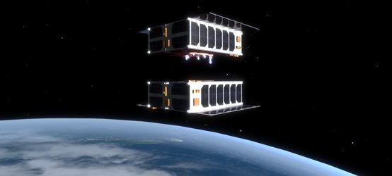 Docking CubeSats