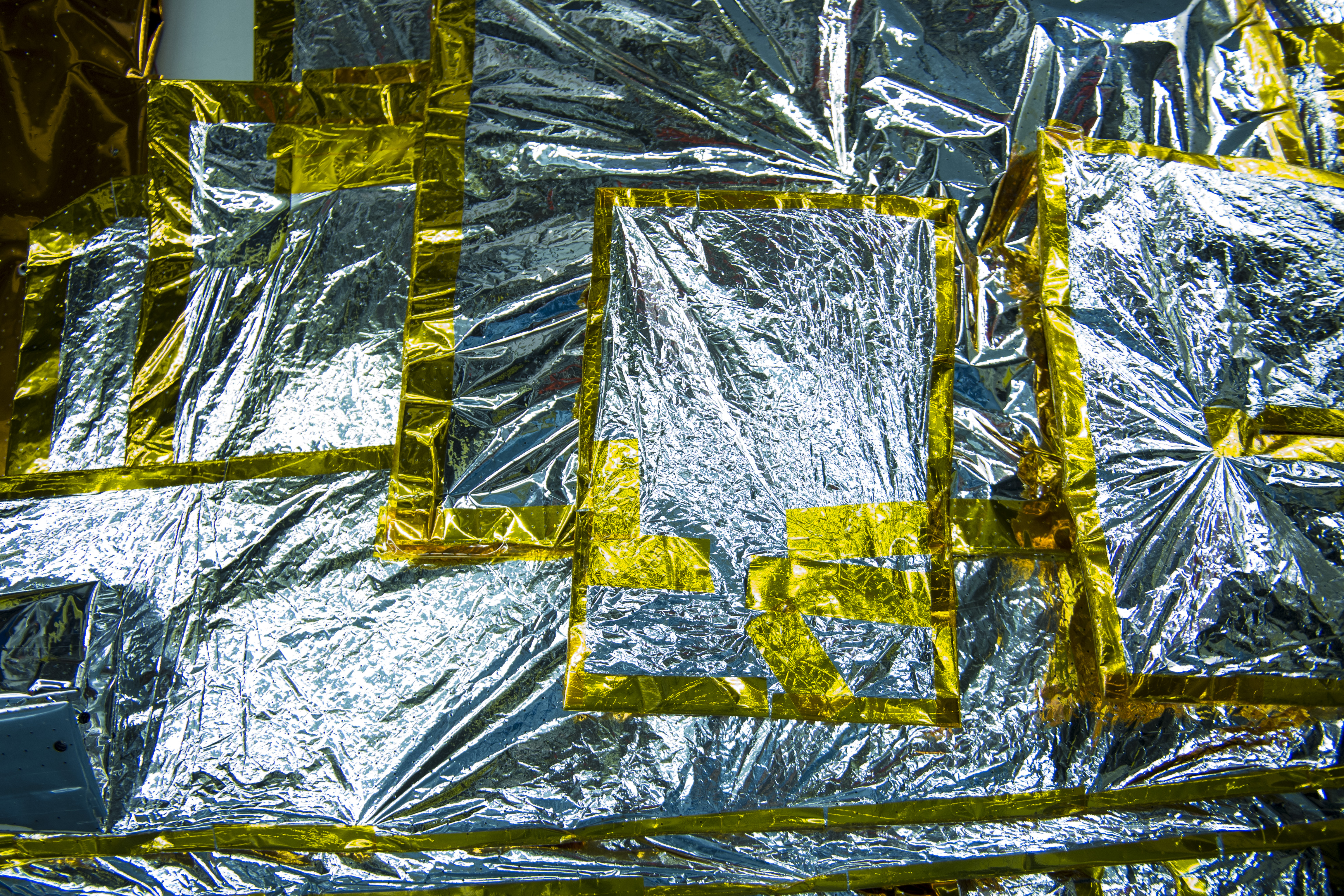 Space In Images 2016 08 Multi Layer Insulation Blankets
