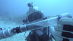 [7/10] NEEMO 21 underwater sampling