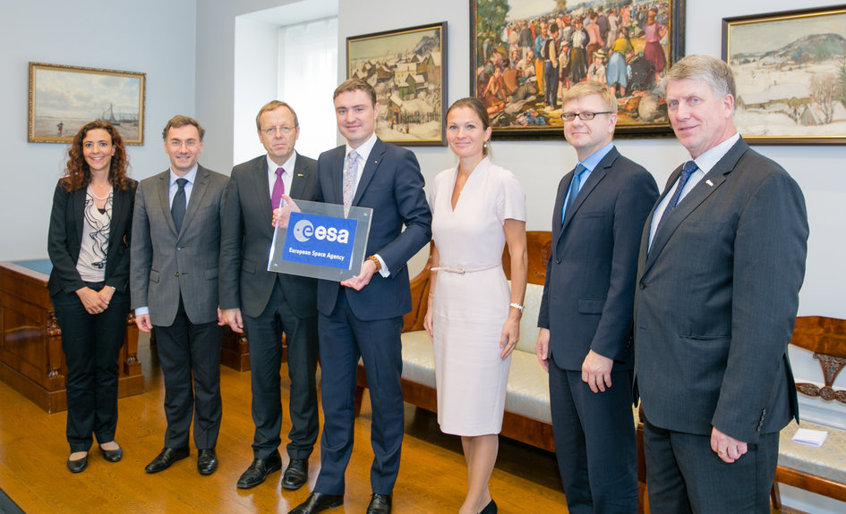 Estonia meeting participants
