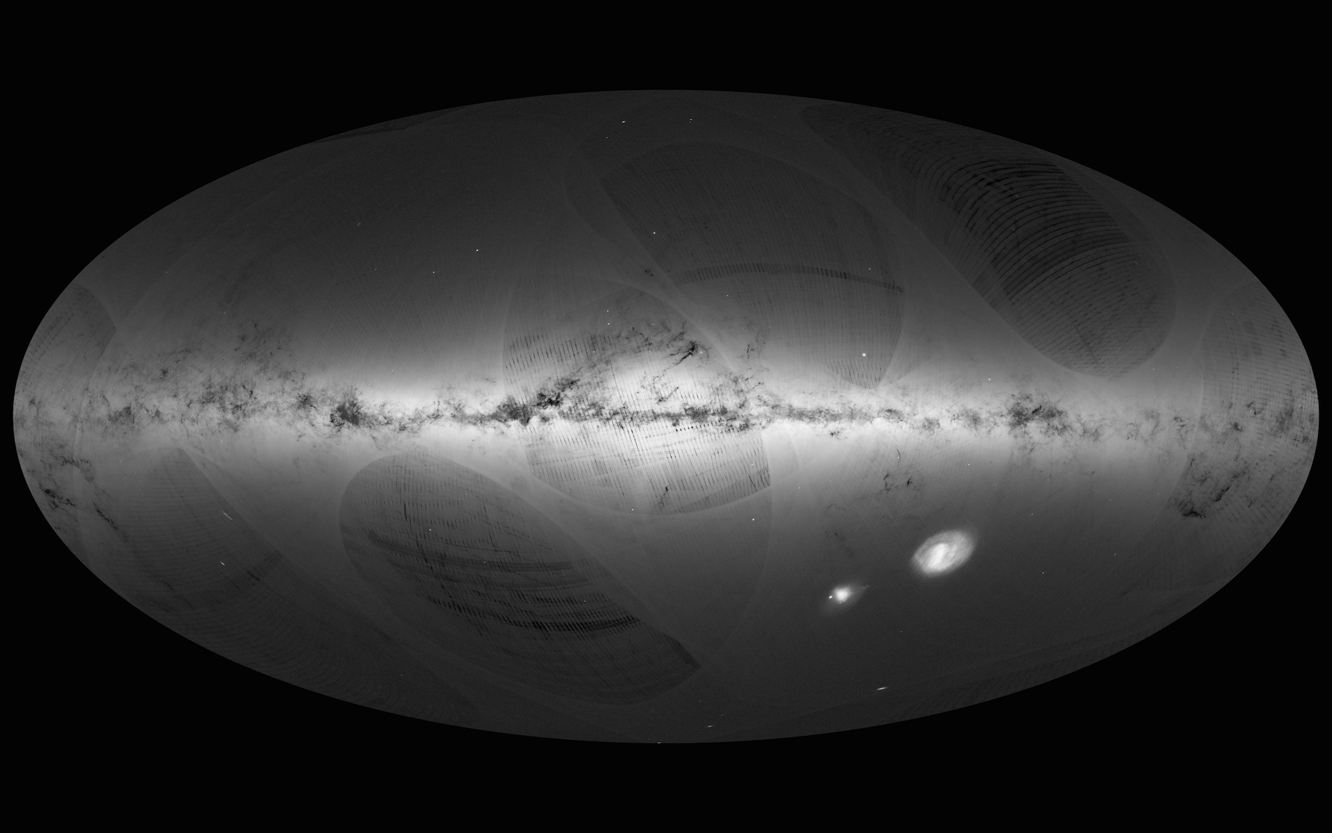 Space in Images - 2016 - 09 - Gaia\'s first sky map