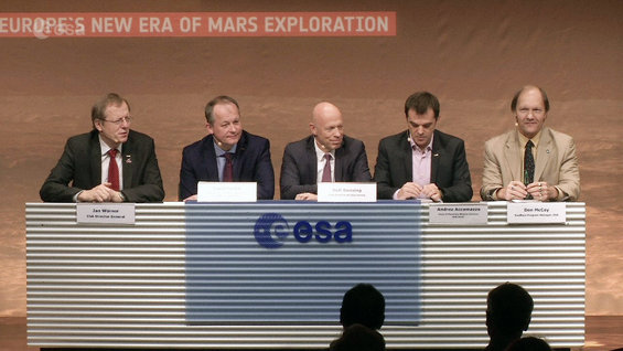 ExoMars briefing