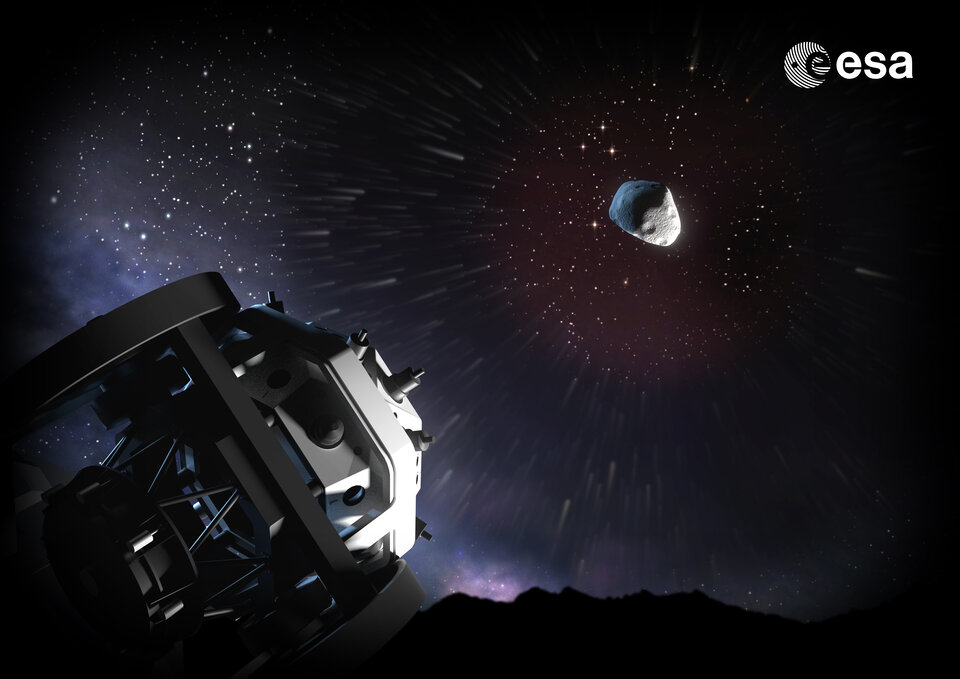 Future Flyeye telescope