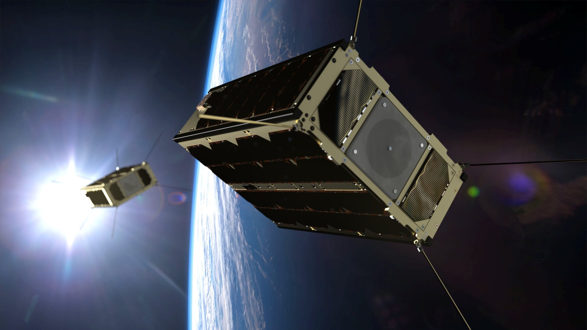Technology CubeSats / Space Engineering & Technology / Our
