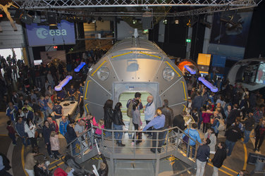 ESA's Open Day in the Netherlands on Sunday 2 October – in pictures