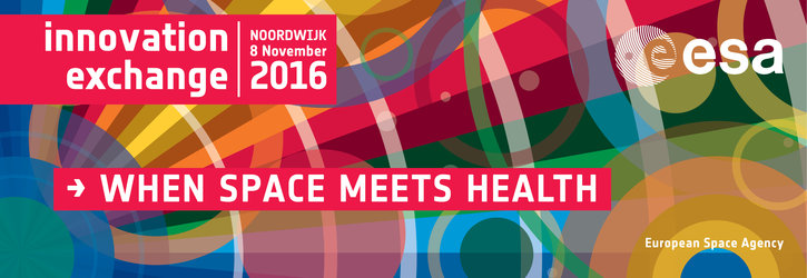 When Space Meets Health - workshop 8 November 2016