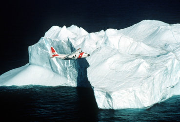 Coast Guard aircraft