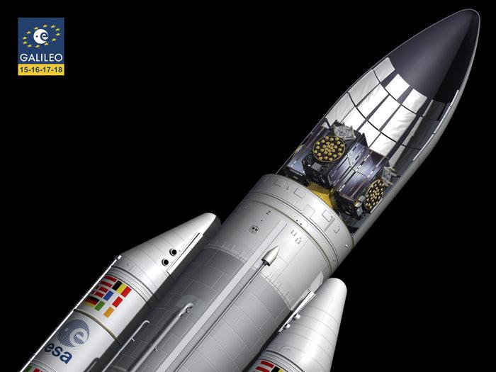 Lancement Ariane 5 ES VA233 / GALILEO (x4) - 17 novembre 2016 Cut-away_foursome_node_full_image_2