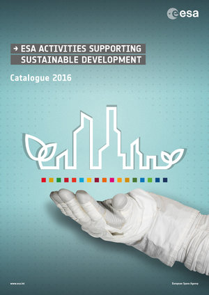 ESA activities supporting the SDGs