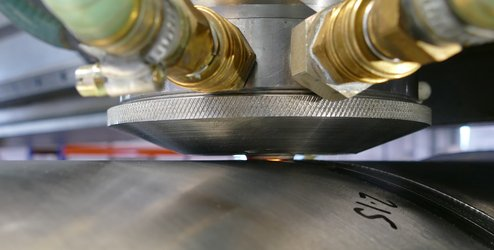 Friction stir welding of titanium
