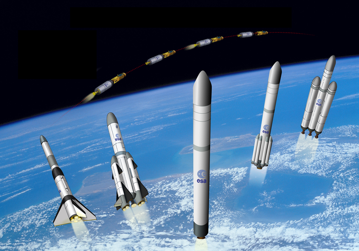 Space in Images - 2016 - 11 - Future Launchers Preparatory ...