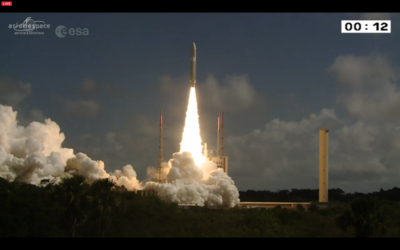 Galileo lift-off