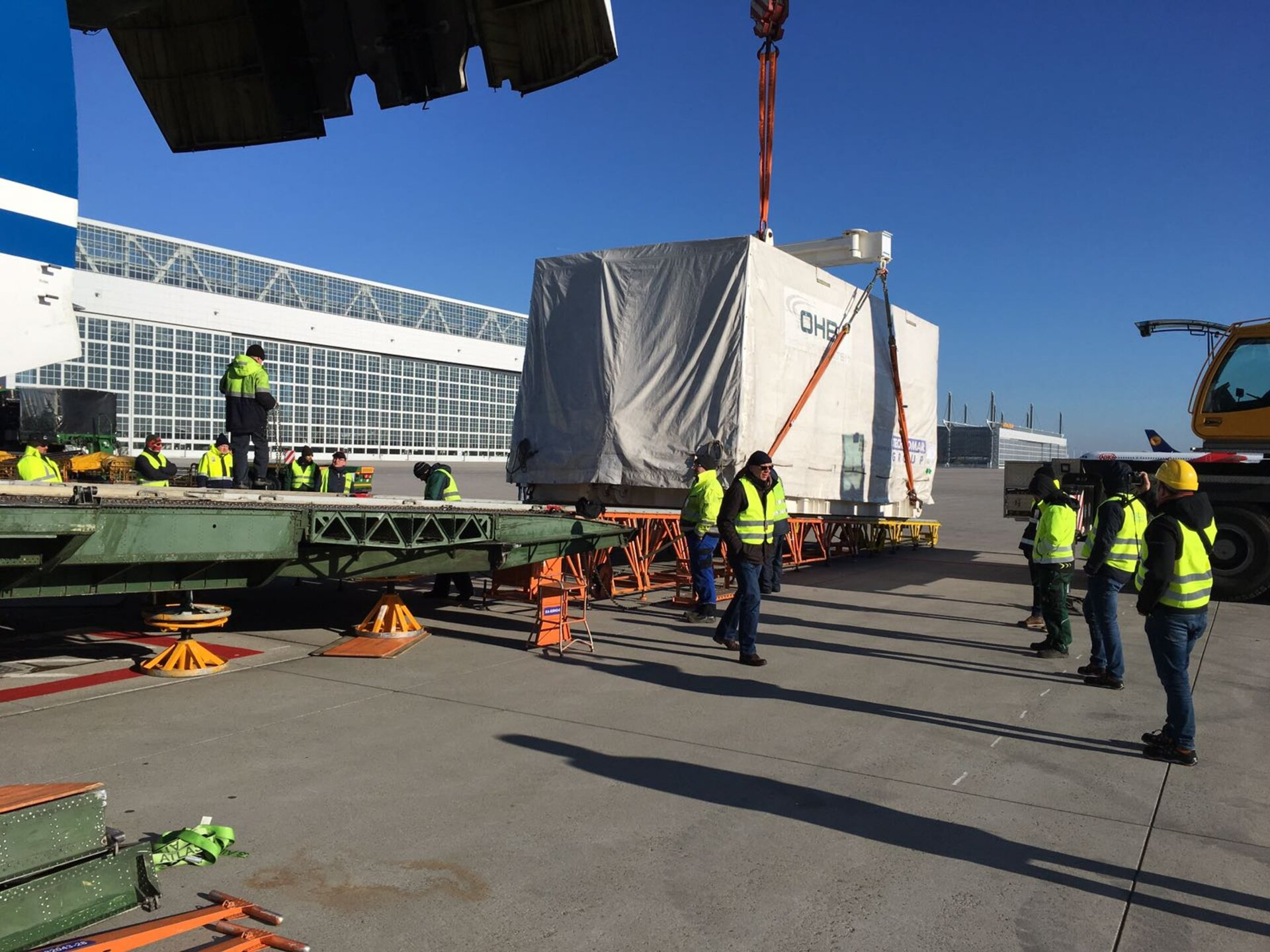 H36W-1 packed into the Antonov