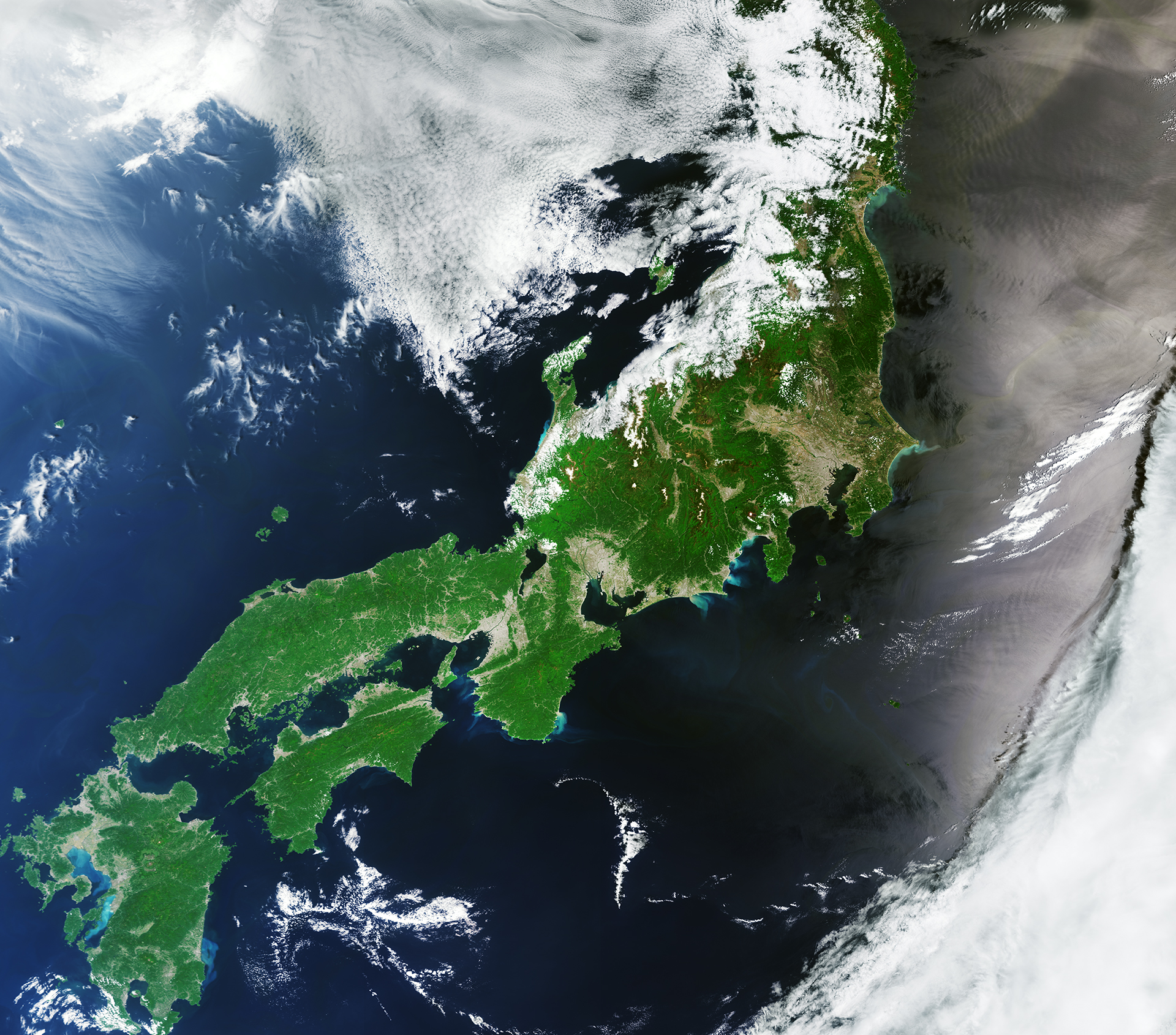 Space in Images - 2016 - 11 - Japan