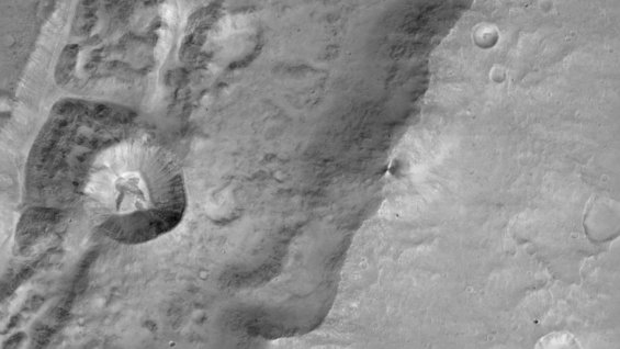 ExoMars first images