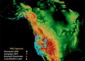 satnav receivers deliver location location location for geoscience