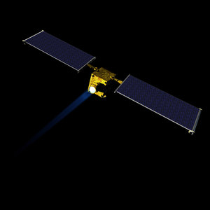 NASA's Double Asteroid Redirection Test (DART) spacecraft