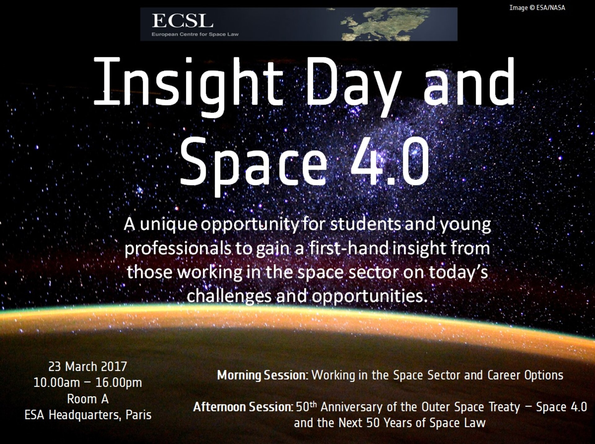 Space Insight Day
