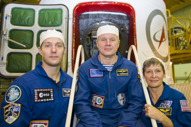 Thomas, Oleg and Peggy