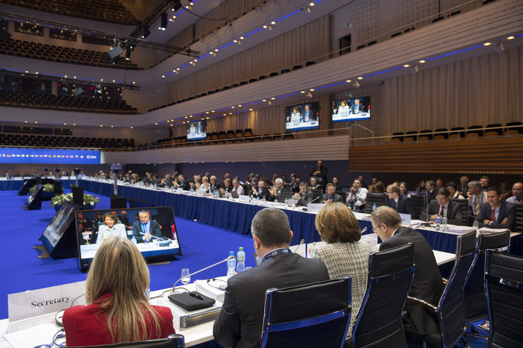 ESA Council meeting at Ministerial Level, Lucerne, on 2 December 2016