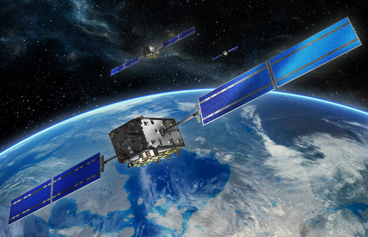 space in images 2016 12 galileo satellites