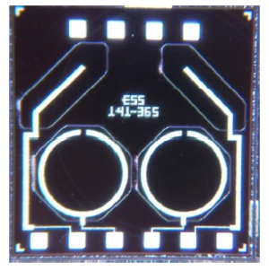 MEMS Pressure Sensor Die (courtesy of ESS)