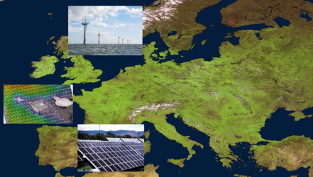 Earth observation and renewable energy brochure