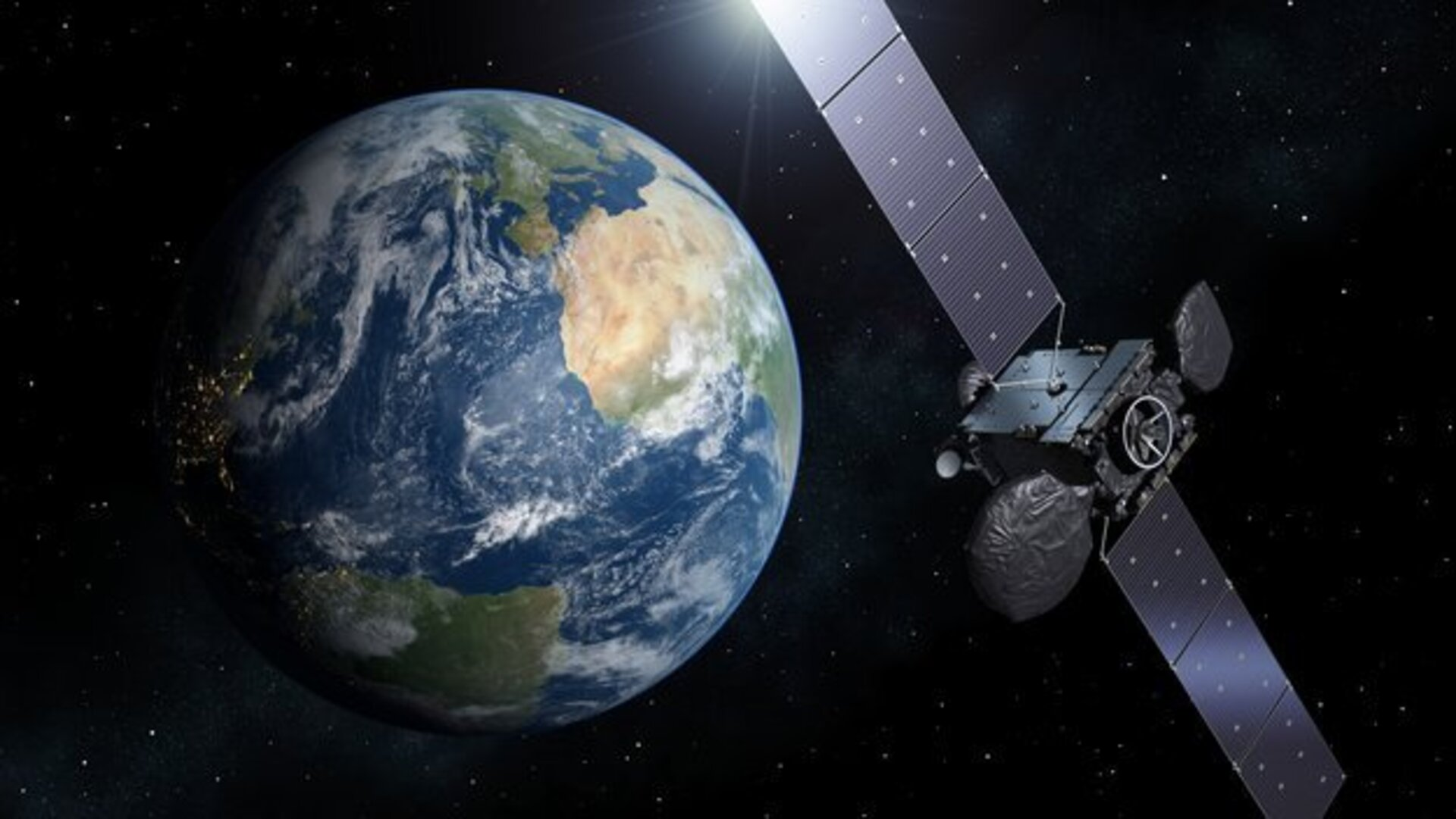 Hispasat 36W-1 SmallGEO platvormil. Allikas: ESA